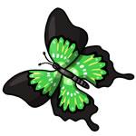 FREE Butterfly Clip Art 12